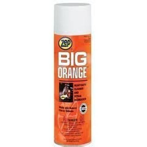 ZEP Big Orange Heavy Duty Cleaner Citrus Degreaser by Zep