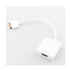TB1 Products ® Dock Connector 2 HDMI Connectivity Cable for Apple iPAD / iPAD 2 - 12 Months Warranty