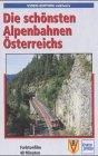 Preisvergleich Produktbild Die schönsten Alpenbahnen Österreichs,  1 Videocassette [VHS]