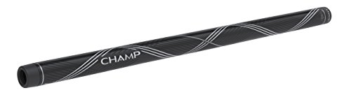 CHAMP C1 GOLF 21 INCH LONG OR BELLY PUTTER GRIP. BLACK. -