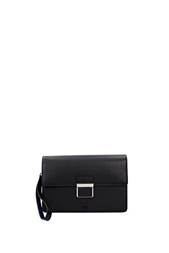 hand-bags-christian-dior-men-leather-black-blue-and-silver-1cncl021cnt965-black-5x165x25-cm