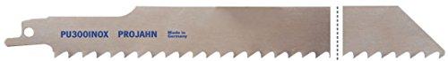 Projahn 64308 PU300INOX Lame de scie sabre VE1 280 x 3 mm