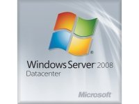 Systembuilder Windows Server Datacenter ohne HyperV 2008 32Bit x64 1pk DSP OEI DVD 4 CPU (Server Datacenter Windows 2008)