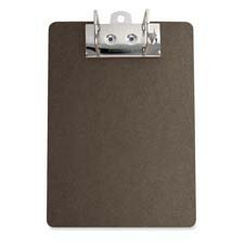 sparco-products-clipboardsilver-arch-with-lever2-1-2capacity9x13brown-sold-as-2-packs-of-1-total-of-