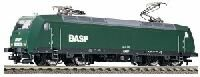 Fleischmann E-Lok BR145 BASF grün Ep5 Spur HO Art.Nr. 804320