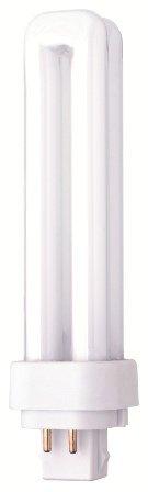 PL'efficacitéénergétique des lampes 13 Ampoule basse consommation Lumière du jour 4 broches Blanc