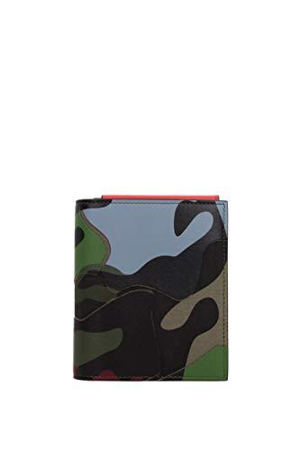 Portafogli Valentino Garavani Uomo - Pelle (0P0639TN6202)