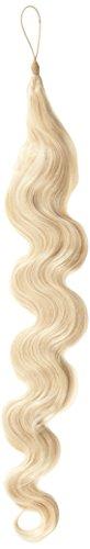 American Dream le Rajout Capillaire Cheveux Humains Minivague Couleur 60 Blond Pur 24\\