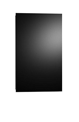 AEG Glasheizung GH 300 S, Infrarotheizung, 300 W, Made in Germany, steckerfertig,  wandhängend, schwarz 234434