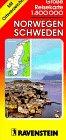 Ravenstein Karten, Nr.6887 : Norwegen, Schweden (Ravenstein International Maps) - RM