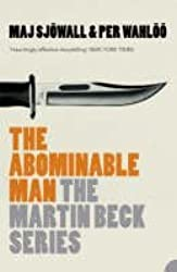 The Abominable Man : The Martin Beck Series by Maj Sjowall (2008-07-30)