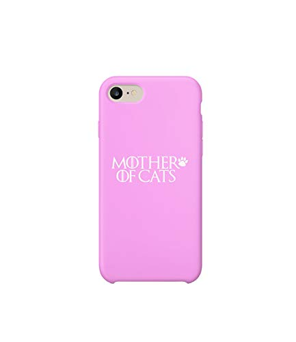 Game of Thrones Mother of Cats Quote Case Handyhülle Hülle for Samsung S10 Plus Protective Protection Drop Proof Case Handyhülle Hülle Cover Compatible with Samsung S10+ Plus