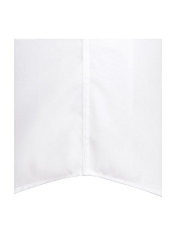 Seidensticker - Herren Hemd 1/2-Arm, Bügelfrei, Modern, Schwarze Rose mit Button-down Kragen in Weiß, Mittelblau und Hellblau (01.003011) Weiß (01)