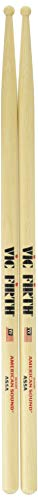 "VIC FIRTH AS5A Drum-Stick""5A American Classic-Serie, Hickory,Wood-Tip"""