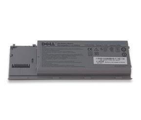 Dell NT377 J825J KP433 KP428 Batterie 6 cellules Type PC764 Compatible Dell Latitude D620/D630 Capacité 56 Wh