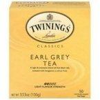 Twinings Earl Grey Tea (3x20 Bag)