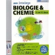 Intellego Biologie & Chemie, CD-ROMs : 9. und 10. Klasse, 2 CD-ROMs