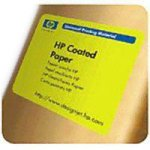 HP Q1404A Coated Paper Inkjet 95g/m2 610 mm x 45.7 m 1 Rölle Pack