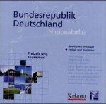 Bundesrepublik Deutschland, Nationalatlas Freizeit und Tourismus, 1 CD-ROM Hrsg. v. Inst. f. Länderkunde, Leipzig