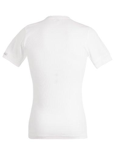 JBS Herren Basic Unterzieh T-Shirt Rundhals Dess. 390, 3900203 Weiß