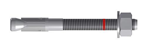TOX Bolzenanker S-Fix Plus M10 x 120/40+53 mm, 25 Stück, 04210123, Verzinkt,