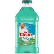 Mr. Clean Meadows & Rain Multi-Surface Cleaner with Febreze Freshness, 48 fl oz