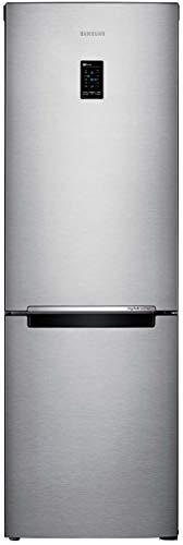 Samsung RB31HER2CSA/EF Kühl-Gefrier-Kombination/206 L Kühlen/98 L Gefrieren/No Frost/Power Freeze Funktion/Edelstahl Look/silber