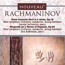 Piano Concerto 2 / Rhapsody on a Theme of Paganini by Rachmaninoff (2002-06-29)
