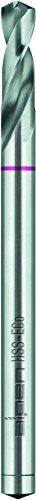 alpen Spiralbohrer HSS Cobalt für Inox-Bleche und Hardox, Durchmesser 12 mm, L1 151 mm, L2 51 mm, 62801200100