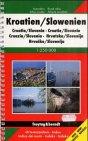 Freytag Berndt Atlanten, Kroatien-Slowenien (Maps & Atlas) -