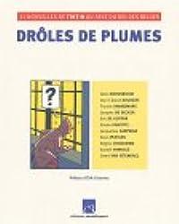 Drôles de plumes : 11 nouvelles de Tintin au pays du roi des Belges