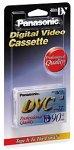 PANASONIC DVM-60XJ1 Professional Quality Mini Digital Videocassettes
