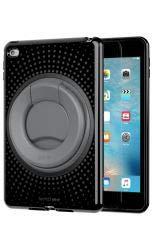 Tech 21 Evo Move Ultradünne Schutzhülle mit Tragegriff für iPad Mini 4, Schwarz (Tech 21 Ipad Mini)