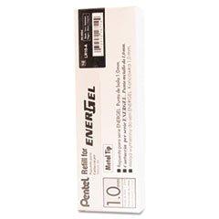 Refill for EnerGel RTX, EnerGel Deluxe, Metal Tip, Bold, Black Ink, Sold as 1 Each (Ener-gel)