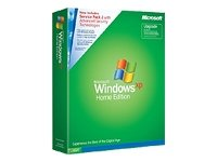 Windows XP Home Edition deutsch incl. Service Pack 3 aktivieren SP3 + Lizenz Key (Window Xp Home Edition)