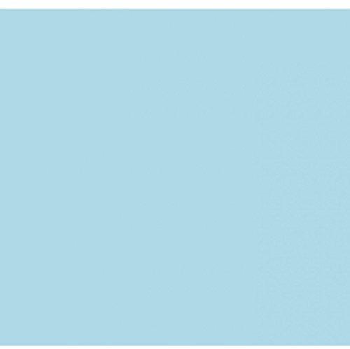 Klebefolie Möbelfolie Hellblau glänzend glossy 0,45 m x 2 m Bastelfolie Selbstklebefolie Dekorfolie