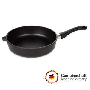 nne 28cm, Höhe 7cm, Aluminium Guss, Antihaft Beschichtung, Handmade in Germany ()