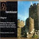 Wagner : Tannhauser. Sawallisch, Windgassen, de los Angeles