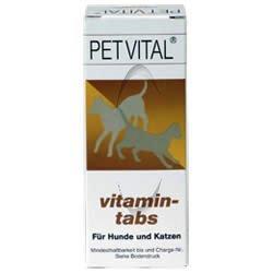 v 25 vitamintabletten vet. 100 g