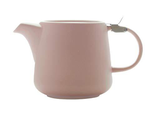 int Teekanne, Porzellan, rosa, 17 x 11 x 11 cm ()