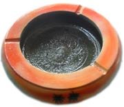 airbrush-wood-ashtray-from-indonesia-bali-12-cm-pack-of-5