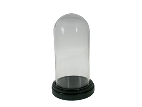 CAL FUSTER - Campana de cristal de 20x13 cm.