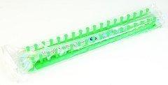 Classic Knit T1960/GRN | Green Straight Knitting Loom | 38cm 36 Peg