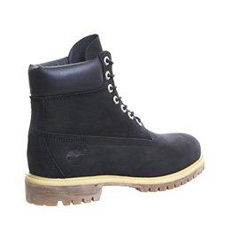 Timberland Mens Anti Fatigue 6 Inch Premium Nubuck Boots Bleu