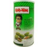 Koh-Kae snack arachidi Nori Wasabi Flavour Coated 230 G (8:11 Oz) X 4 dosi