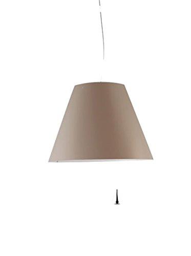 Luceplan Costanza D13 Sa.S. Nocciola Lampada A Sospensione