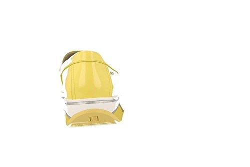 Scarpe gialle MBT 700368-611P Ituri Giallo