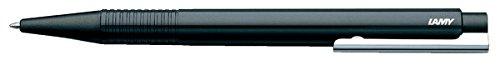 Lamy logo M Kugelschreiber Kunststoff schwarz Mine M 16 blau B 1228041