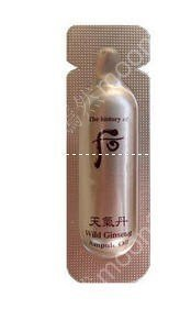 The History of Whoo Cheongidan Hwa Hyun Wild Ginseng Amplie Oil 20ml by The History of Whoo