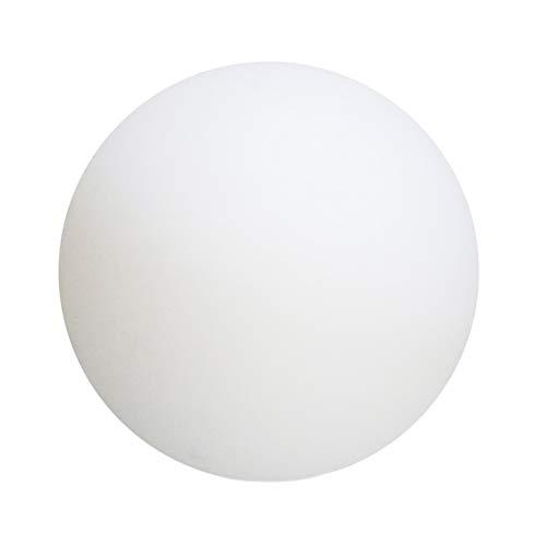 VORCOOL Ping Pong Balls Tischtennis Pratice Ball für Training Pack von 24 (weiß) -